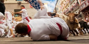 8 surefire tips for surviving the Running of the Bulls
