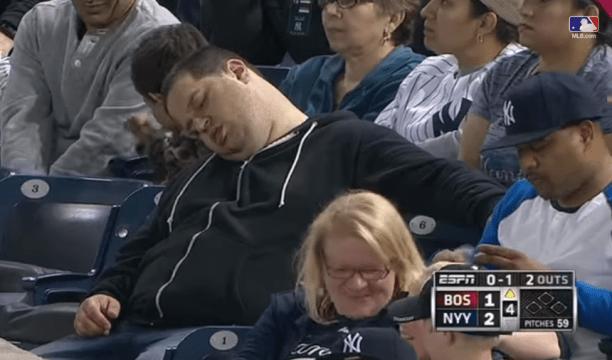 sleeping-yankees-fan