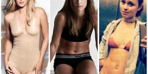 FMK: Maria Sharapova, Alex Morgan, Sasha Cohen
