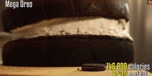 Epic Meal Time's 146,800 calorie Oreo should be in a goddamn museum