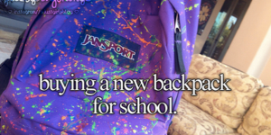 With The Perfect Back-To-School Backpack Anything Is Possible