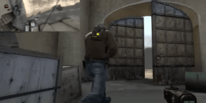 Bro Defuses A Bomb Like a Ninja In 'Counter Strike'