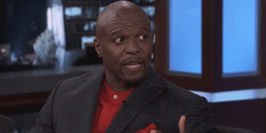 Terry Crews Used to Paint NFL Players in the Locker Room, Was a Courtroom Sketch Artist