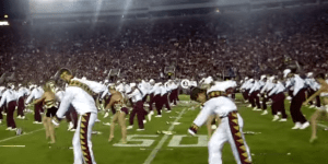 FSU Marching Band's Cover Of 'Single Ladies' By Beyonce Means OSU Band Finally Has Some Competition