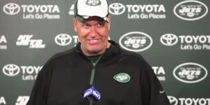 Buoyed By Impressive 1-3 Record, New York Jets Coach Rex Ryan Opens Press Conference By Mocking Bill Belichick