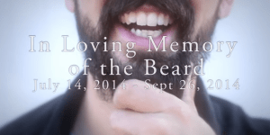 Some Bro Filmed A Time Lapse Of The Rise And Fall Of His Incredible Beard