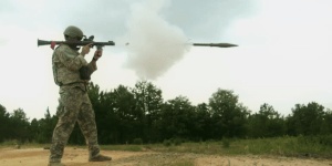 Green Berets at Ft. Bragg Firing Heavy Weapons In Slow-Motion Is Absolute Freedom Porn