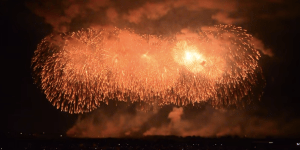 This Is What The World's Largest Firework Looks Like—1,000 Pounds Of Mind Blowing Explosion