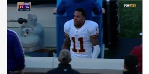 Game! What Do You Think DeSean Jackson Said To This Vikings Fan? (Hint: Fuck You)