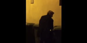 This Bro Drank Too Much Then Tried To Take A Piss In An Alley—It Did NOT End Well