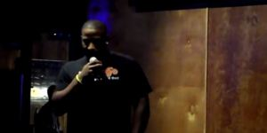 Here's New Patriots Hero Jonas Gray Doing Standup Comedy Back In His Notre Dame Days