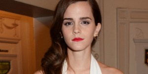 Emma Watson's Cleavage Won An Award At Some Event And Yes, There Are Pictures