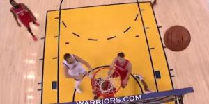 This Harrison Barnes Shot Will Blow Your Damn Mind
