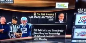Sal Paolantonio Says Tom Brady Won't Admit Cheating Because He Wants To Sell UGGs To Women