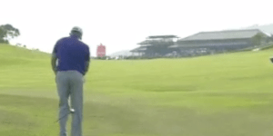 Pro Golfer Nearly Chopped His Dick Off After Angrily Shattering His Club
