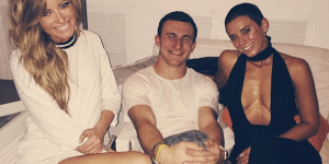 A Month-By-Month Breakdown Of Johnny Manziel's First Season Of NFL Partying