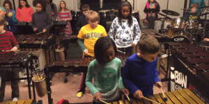 Little Kids Play An INCREDIBLE Tribute To Led Zeppelin On Xylophones And Marimbas