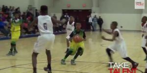 LeBron James Jr. Is Also Pretty Good At Basketball, Video Proves