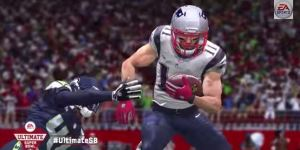The Madden 15 Super Bowl Simulation Was Scary Accurate