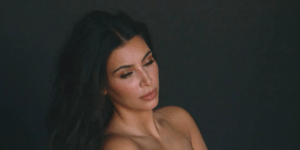 Watch Kim Kardashian Strip Completely Naked To Promote Her Horrendous TV Show