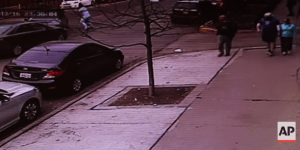 Watch This Severely Pissed Off Guy Smash His Audi Into Another Car Just To Screw With People
