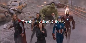 What If The Hulk Were A 20-Something Living In Manhattan? 'The Avengers' Gets The 'Friends' Intro Treatment