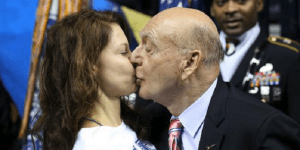 Dick Vitale Kissed Ashley Judd On The Lips And I'm Pretty Sure I Just Threw Up In My Mouth