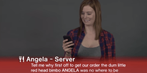 Watch A Restaurant Staff Read Mean Reviews From Yelp And Be Glad You're Not A Waiter