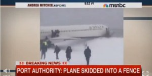 The Delta Plane Crash At LaGuardia Was The Perfect Time To Hit An Unsuspecting Newscaster With A 'FHRITP'