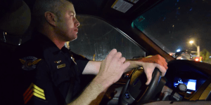 Texas Police Officer Questions Why The Hell He Became A Cop In Spoof Of Matthew McConaughey's Lincoln Commercial
