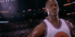 Michael Jordan Trash Talked Extras During 'Space Jam' Pickup Games