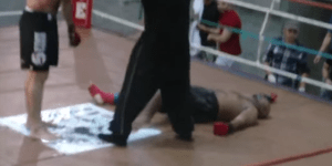 Here's A Compilation Of MMA Fighters Getting Brutally Knocked Out After Taunting Their Opponents