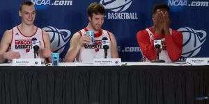 Nigel Hayes Called A Stenographer 'Beautiful' On A Hot Mic, Wanted To Die Of Embarrassment