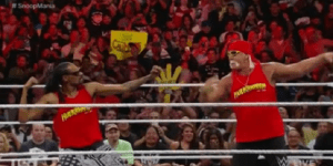 Watch Snoop Dogg 'Flex' With Hulk Hogan On 'Monday Night Raw'
