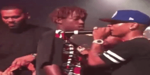 Rapper Plies Gets Thrown Off Stage When Fan Body Slams Him During Concert