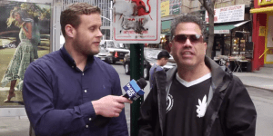 Look At This Character Catcalling Women During A Report About… You Guessed It Anti-Catcalling
