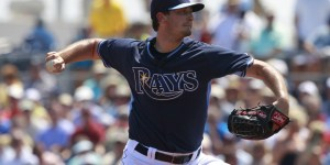 Tampa Bay Rays Pitcher Burch Smith Gets Tommy John Surgery, Gets Mega Raise For Not Pitching