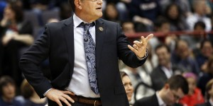 UConn Women's Coach Geno Auriemma Says Men's College Basketball Is Basically A Joke
