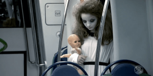 This 'Ghost On The Subway' Prank Is Legitimately The Most Messed Up Thing You'll See Today