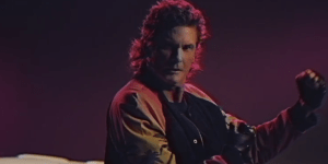 David Hasselhoff's 'True Survivor' + New 'Star Wars' Trailer = Your Party Boner Reawakens