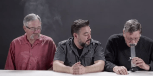 'Ex-Cops Smoking Weed' For The First Time Since Leaving The Force Is Awesome