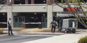 Golf Cart Spins Out Of Control At Loyola University And Campus Cops Were Hilariously Helpless To Stop It