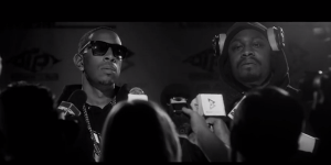 Watch Ludacris And Marshawn Lynch Take Shots At The Media In The New 'Beast Mode' MusIc Video