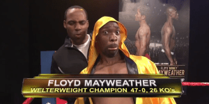 This SNL Spoof 'Fight Of The Century' Was Probably More Entertaining Than The Actual Mayweather Vs. Pacquiao Match