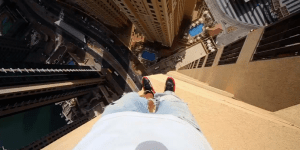 This Is The CRAZIEST Parkour EVER EVER EVER