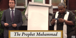 SNL:  Watch What Happens When Carl Winslow Is Asked To Draw The Prophet Muhammad