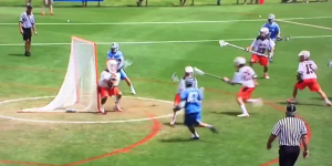 Johns Hopkins Lacrosse Pulls Off Perfect Hidden-Ball Trick Against Virgina In NCAA Tournament
