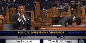 Watch Jamie Foxx Nail Various Impressions Including Mick Jagger Singing 'Hakuna Matata' On Fallon
