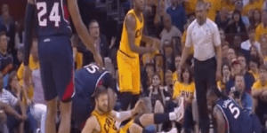 Hawks' Al Horford Ejected For Dropping People's Elbow On Matthew Dellavedova