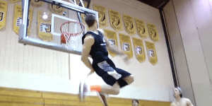 6'1″ Jordan Kilganon Created A 'Lost And Found' Dunk And It's The Best Dunk You've Ever Seen. Period.
